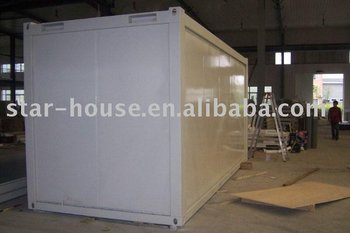 laundry container house
