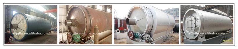 continious tyre recycling machinery