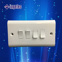 Yiwu No1 south africa wall switch ,wall switch Alibaba China supplier Internet controlled power switch