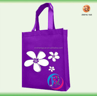 high quality wholesale non woven flower reusable bags