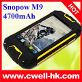 Best 4.5 inch IP68 Waterproof Mobile Phone Snopow M8 Outdoor Android Phone