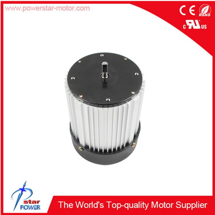 3.3 inch 1/3 HP 3300rpm small electric fan motor