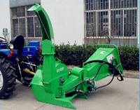 Made in china factory direct tree branch chipper shredder