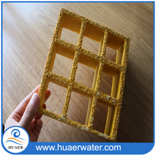 ASTM E-84 test passed ABS certficated thick molded grp fiberglass frp grating