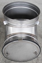 Stainless Steel Laundry Chute Sets for hotel use