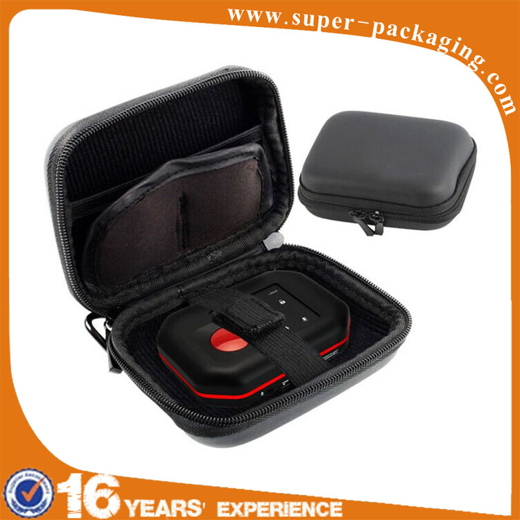 Easy take black EVA camera wholesale empty custom gift storage box