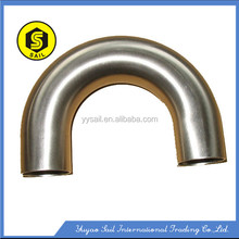 Customize top quality motorcycle exhaust part muffler pipe