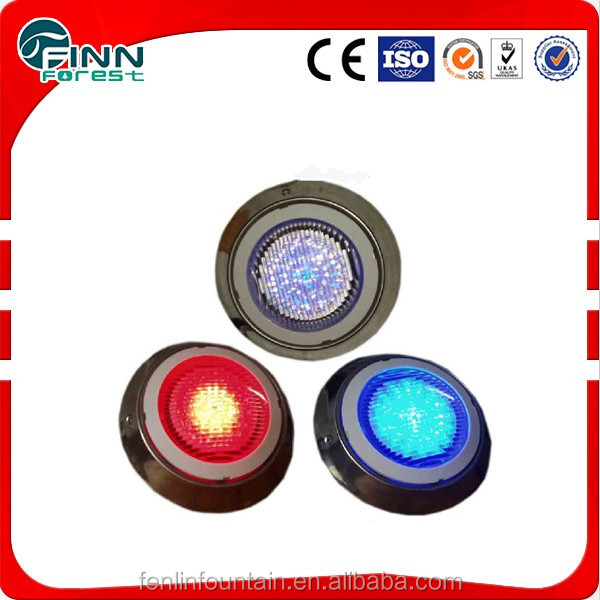 Factory supplies RGB IP68 12v par56 led swimming pool lighting