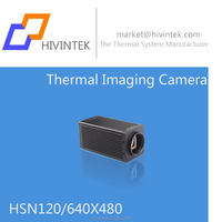 HSN120 security and surveillance IR Network thermal imaging camera