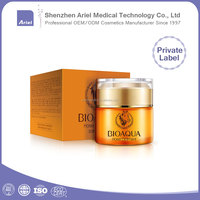 Alibaba hot sell anti aging horse oil face beauty cream