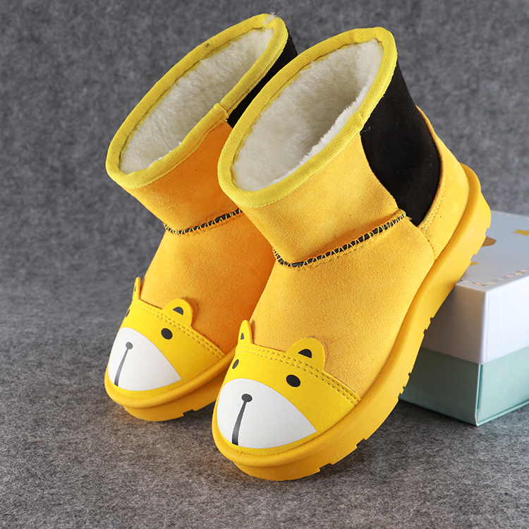 Customized New Style Cheap Child Snow Boots