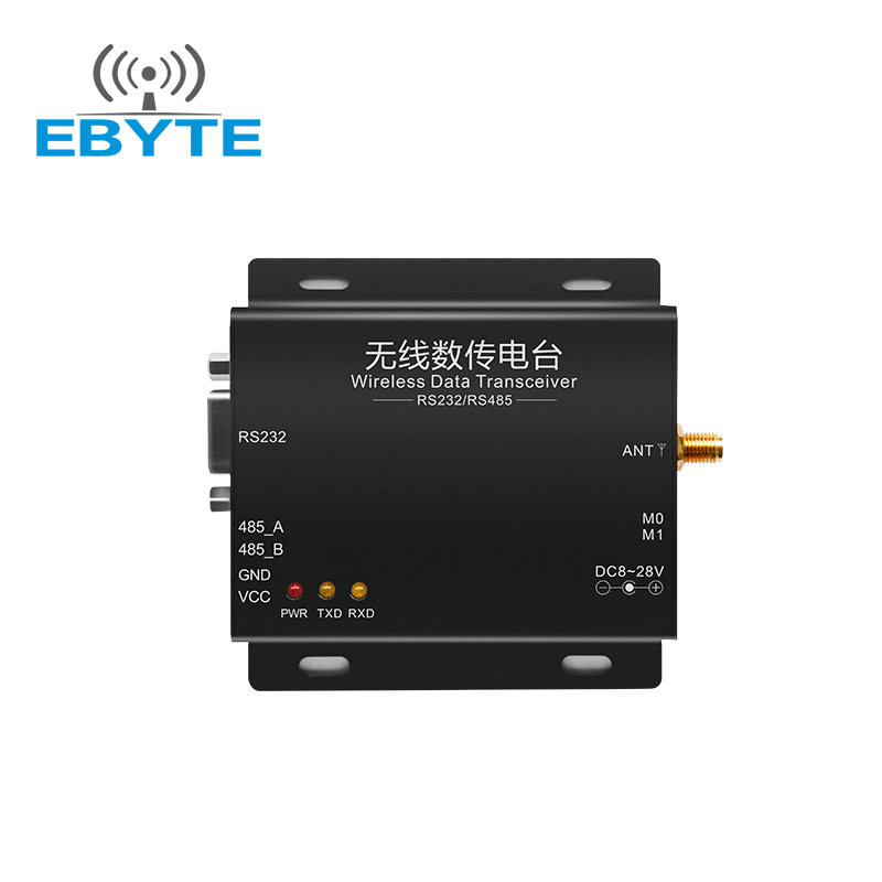 Ebyte SX1278 E46-DTU-1W 170M LoRa 170MHz 1W 8km RS232 RS485 RF Wireless Transmitter and Receiver