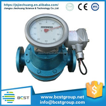 PD type Oval Gear Flow Meter for Oil Products