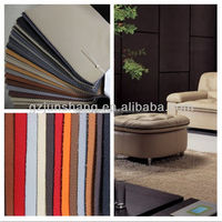 Hot sell design PU leather sofa material same with real leather design also use for car seat cover