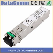 1550nm 120km 2G SFP Module For Cisco