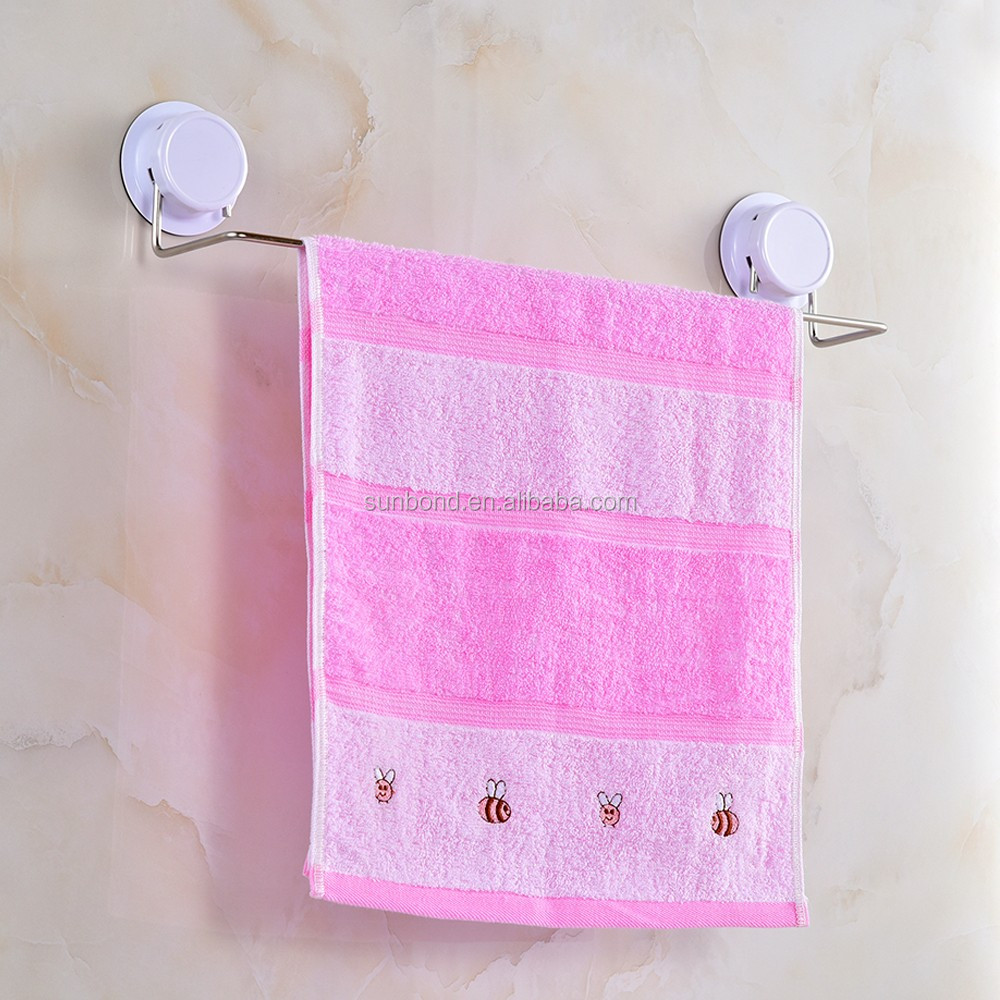 New design wall towel drying rack with suction cup