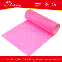 30CM X 10M High Definition Cat eye Purple Tint Car Light Protection Film