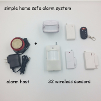 2015 new design wireless ir motion detector alarm
