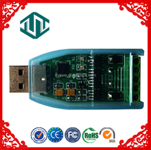 MWE820A dtech usb 2.0 to serial rs232 RS422 RS485 adapter