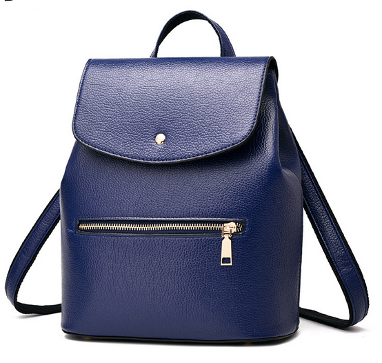 d2399be158d8 2016 Genuine Italian Leather Bag Backpacks Made In China
