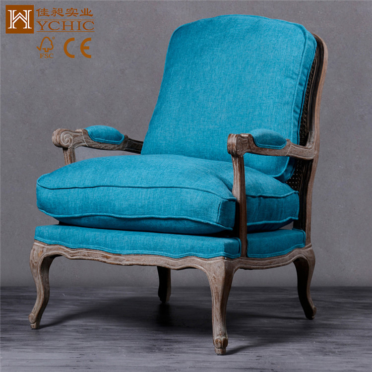 Japanese style living room furniture arm sofa chair