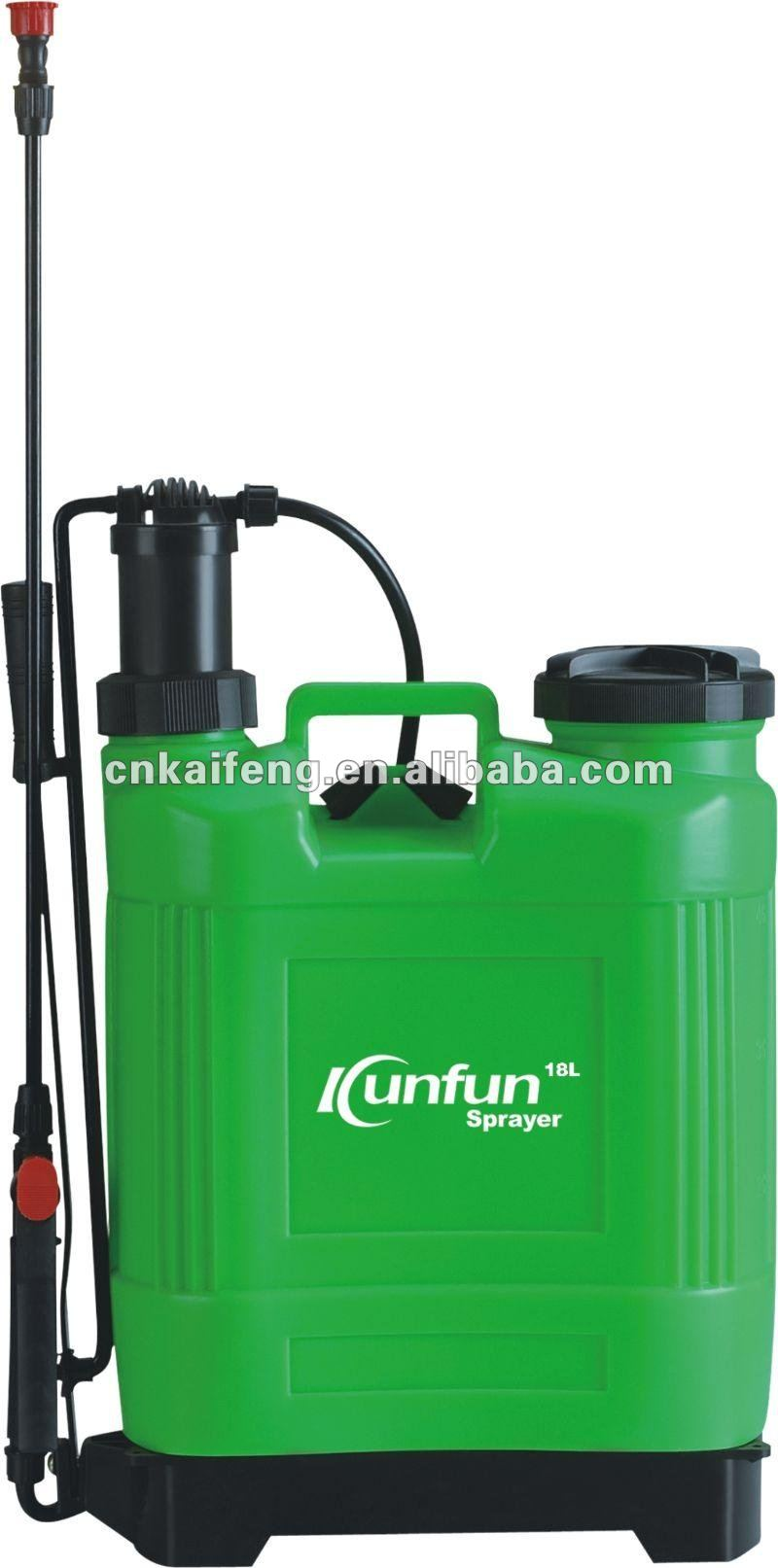 China factory supplier high quality agricultural Automatic farm hand back spray paint sprayer piston pump