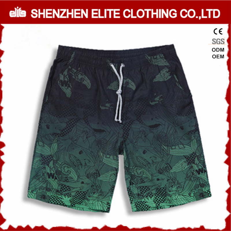 Wholesale Fashionable Green Cheap Beach Shorts for Mens