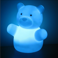 plastic big bear night light