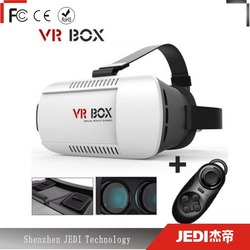 3D glasses virtual reality fits for 4.0-6.0 inches smart phone_HL469