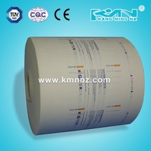 Medical Coated Paper For composite PP/PE