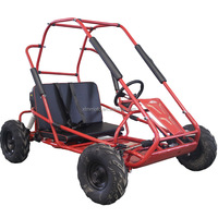 CE Chinese hot sale 196cc cheap gas go kart