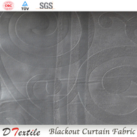 stock fabric wholesale latest floral designs of curtains hotel window blackout curtain fabric home decor