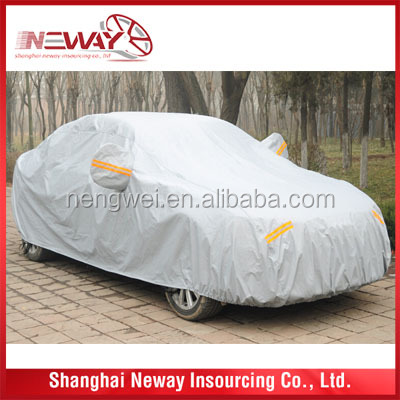 High quality Full Size Car Body covers,Isolation UV Car Cover