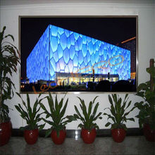 Custom Rent Curtain Led Screen Pixel Pitch 4mm 5mm Indoor Led Display