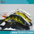 2016 New arrival fishing lure OEM fishing lures company 5 section joint fishing tackle fish bite wholesale