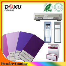 High heat resistant home appliance powder paint
