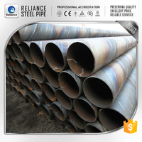 SSAW HOT DIP GALVANIZED STEEL PIPE/API 5L WATER LINE PIPE