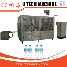 Plastic Bottle Filling and Sealing Machine for Drinking Water