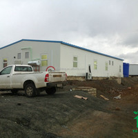 Manufactured Pre Fab House For Lab