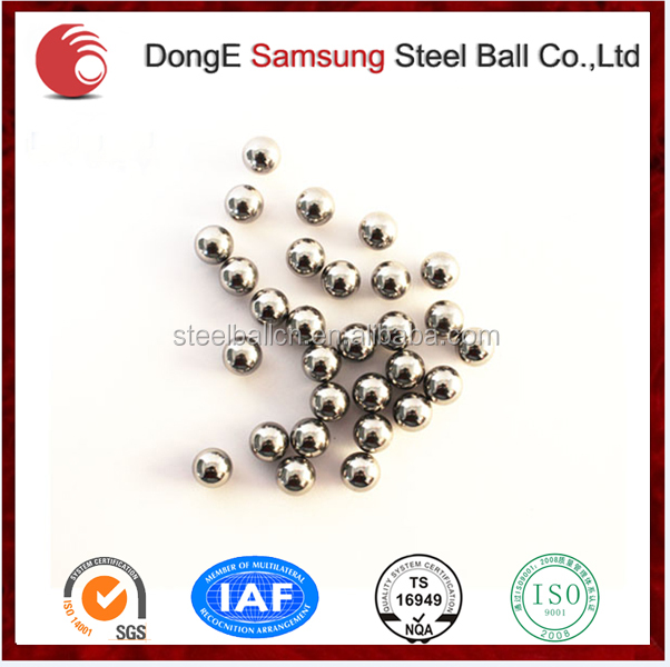 5mm magnetic balls 316 stainless steel ball