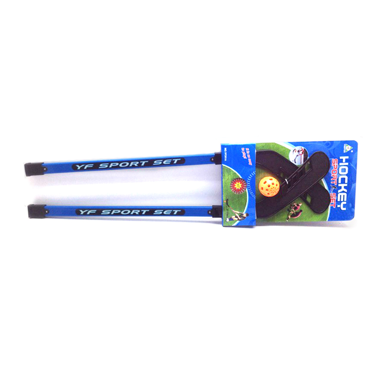 Mini hockey sticks & balls plastic hockey stick for kids