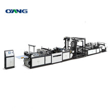 The newest non woven bag making machine
