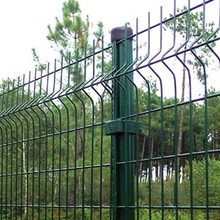 Easily Assembled welded wire mesh garden fence at large factory Anping