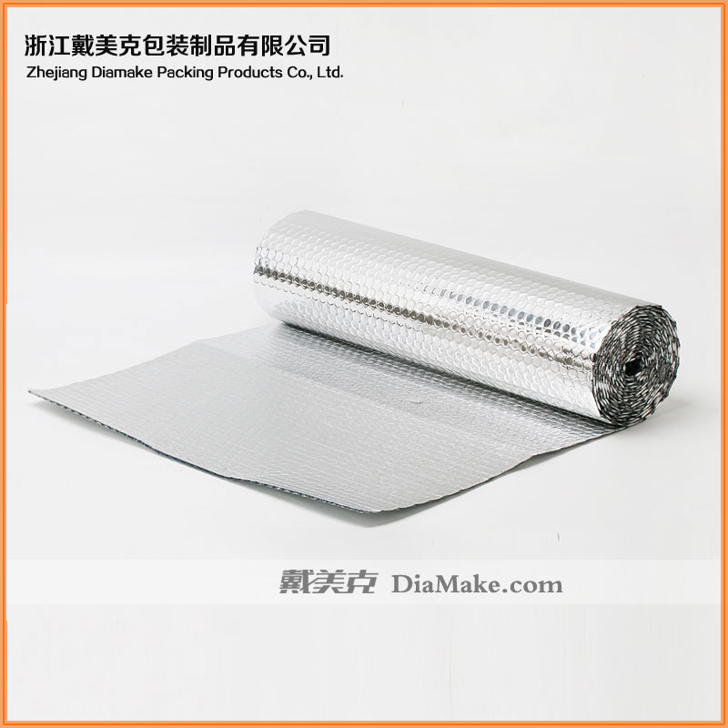 laminated Reflective insulation Fire-resistance Aluminum Foil Air Bubbles For Building Materials