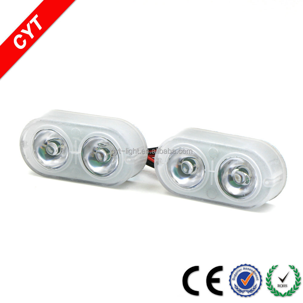 CYT Superior 30W 12/24V LED Motorcycle/Car Warning light Daytime running light