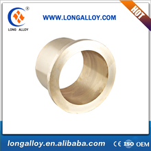 bronze bushing for marine water contact applications bushing