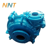 High quality no leak mud thick slurry pump for gold ore