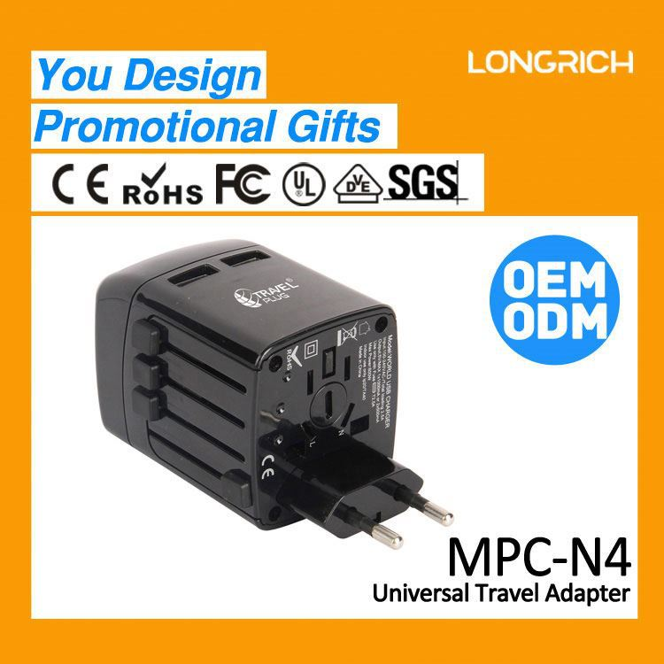 LongRich,shenzhen oem mini usb laptop power adapter,business gift set electronic gift items for men