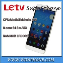 "Original Letv One Le 1 X600 MTK6795 Helio X10 Octa Core 4G LTE Mobile Phone 5.5"" 1920x1080 3G RAM 13MP Dual SIM Android 5.0"