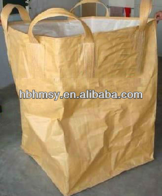 100*100*110cm Full Open Top Flat Bottom Breathable Big Fibc Bag PP Jumbo Bag Flexible Container Bag With High Quality Best Price
